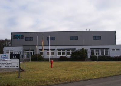 Industriehalle nachher